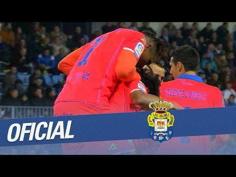 Golazo de Lemos (0-1) Málaga CF vs UD Las Palmas