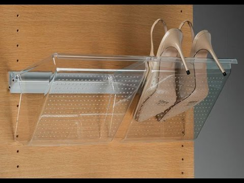 Держатель навесной для обуви - наполнение для шкафов-купе