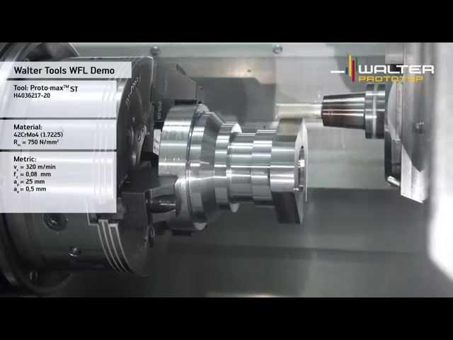 Walter Tools WFL Demo
