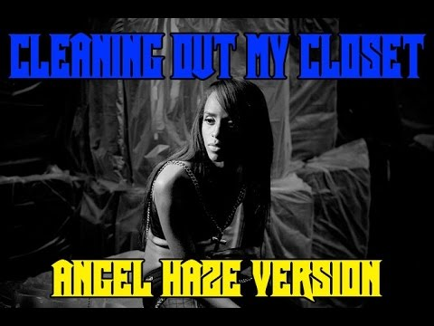 Angel Haze Cleaning Out My Closet Eminem Cover Live