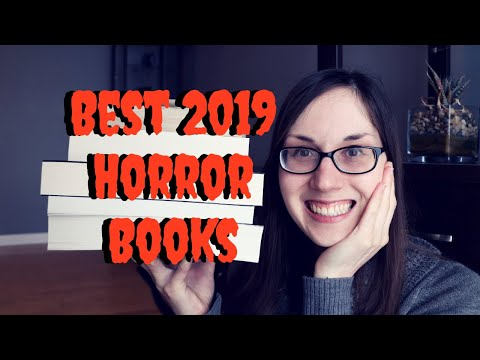 BEST HORROR & THRILLER BOOKS PUBLISHED in 2019 | My Favourite New Releases #bestbooks #horrorbooks