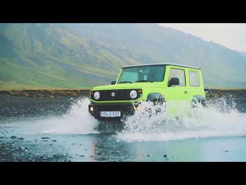 New Suzuki Jimny 2019 Go Car rental Iceland