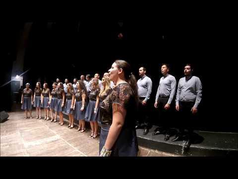 Sere Nere - Coro Crescent (Live at Teatro Verdi - Salerno Festival 2017)