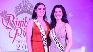 Beauty queens say they can handle pressure in international pageants