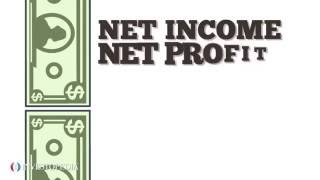 Is Net Income The Same As Profit?