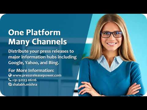 Press Release Distribution Service USA 2020