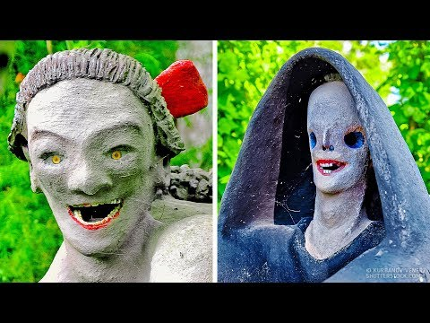 11 Scary Places That'll Give You Nightmares