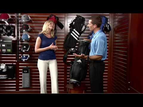 adidas golf tour bag overview