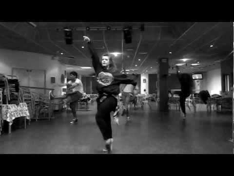 Girl On Fire Alicia Keys ft Nicki Minaj Choreography