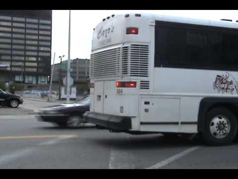 Carr 39 S Motor Coach Tours Mci D4500 Bus 684 Youtube