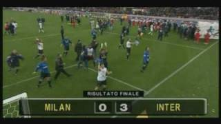 1997-1998 Milan vs Inter 0-3