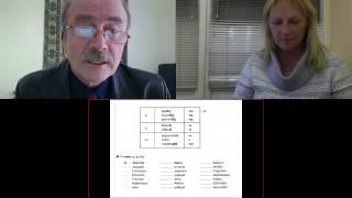 урок греческого. онлайн. уровень А1.