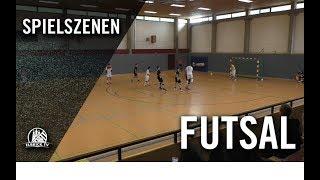 Hamburg Panthers - Futsal Panthers Köln (Spiel 4, Panthers Cup)