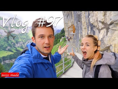 FRAUEN, HINTER DEN HERD!   Vlog #97 Appenzell