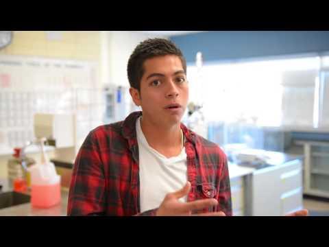 Témoignages d'étudiants en sciences de la nature | Cégep Limoilou