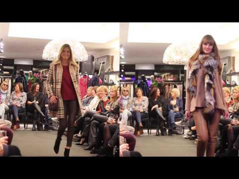 Fashion show winter 2016 | Miss-M Kapellen