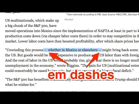 How To Use Em Dashes, Ellipses, And Parentheses
