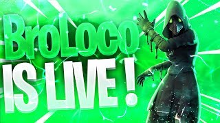 Fortnite live| Short stream sorry| OG Skins| Good Console Player|480+ Wins|