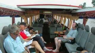 LAOS Mekong river cruise (hd-video)
