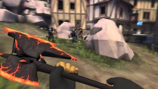 Team Fortress 2 The Volcano Axe Slaughter
