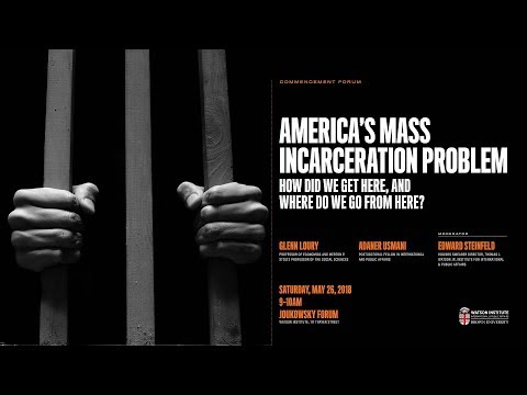 America's Mass Incarceration Problem: How did we get here, and where do we go from here?