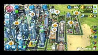 SimCity BuildIt - 2 cities in SimCity Regions