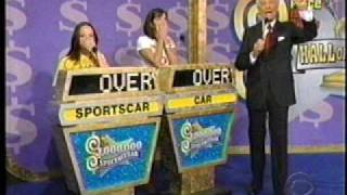 The Price is Right Hall of Fame MDS close