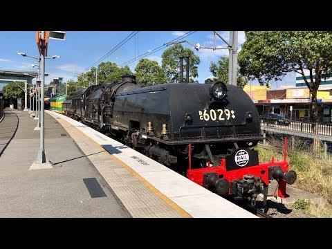 Sydney Trains Vlog 1455: 2018 Hunter Valley Steamfest Transfers
