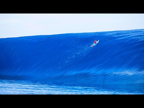 BIG WAVE SURFING COMPILATION 2017