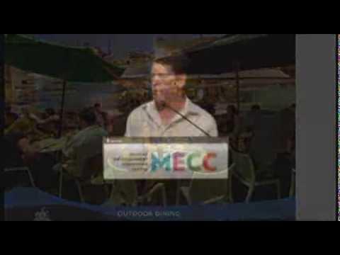 "Presentation by Adelaide Lord Mayor Stephen Yarwood ""Vision for Mackay's CBD"" 2013"