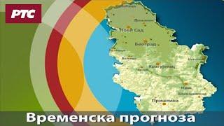 Vremenska prognoza 26. januar 2020. do kraja dana