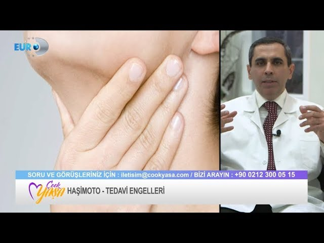 Haşimoto  - Tedavi Engelleri … (Bölüm 4) - Dr. Ceyhun Nuri