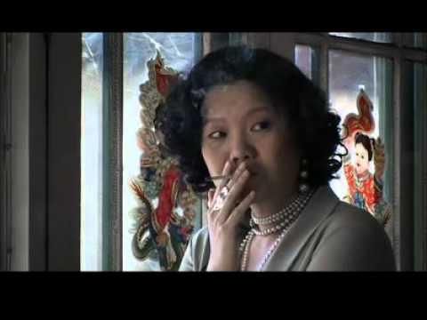洪晃编剧并主演的电影《无穷动》  (2005)