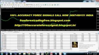 100 ACCURACY FOREX SIGNALS CALL NOW 9087499151 INDIA