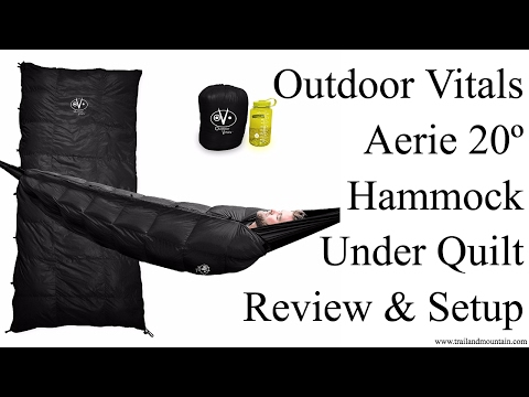 gear-review:-outdoor-vitals-aerie-20º-5-in-1-underquilt