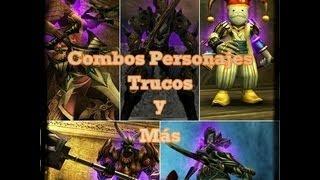Rakion Combos Personajes,Bead y Trucos
