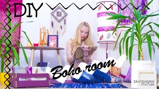 5 DIY Boho Room Decor Ideas – How To Make Your Room Bohemian and Hippie