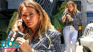 Hilary Duff cuts a stylish figure in thigh-hugging skinny jeans  | ABS US  DAILY NEWS