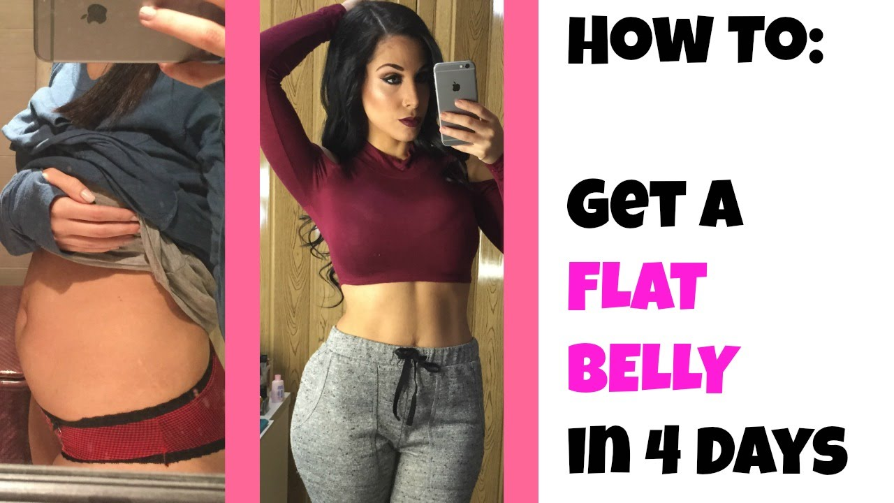 How to get a flat belly in 4 days lose up to 5 inches off your how to get a flat belly in 4 days lose up to 5 inches off your waist youtube ccuart Image collections
