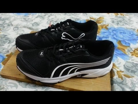 Puma DP Strike Running Shoes from Amazon - YouTube 6d696d9ff
