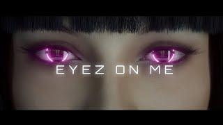 Смотреть клип Troyboi Ft. Nina Sky - Eyez On Me