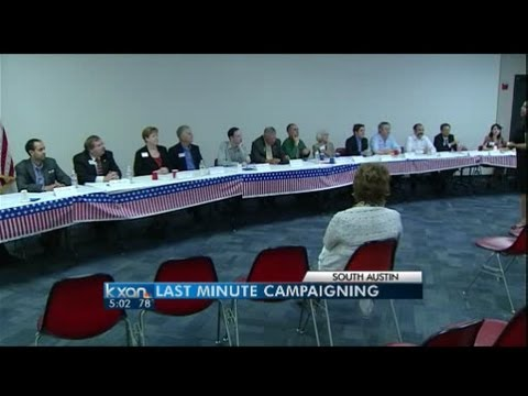 Nonpartisan town hall held in Austin