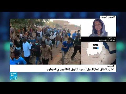 اختلاف بين مطالب المحتجين ووعود الحكومة في السودان  - 15:55-2019 / 2 / 1