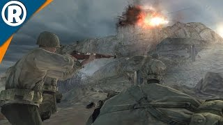 D-DAY BEACH LANDINGS | Company of Heroes Campaign Gameplay 1