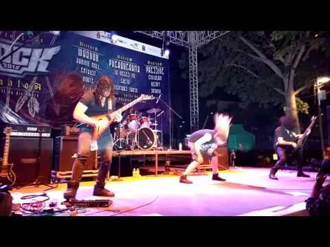 Evilheart - Storm of annhilihation (En vivo)(Festival del rock Sinaloa) 2016