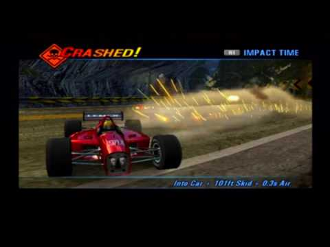 Burnout 3: Takedown (PS2) - World Grand Prix (US Circuit Racers)