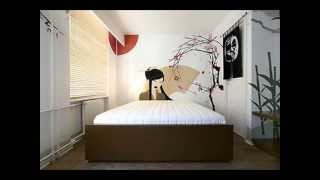 Japanese Bedroom Design - Beds, Makeovers