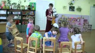 видео Развитие сенсомоторики детей раннего дошкольного возраста Детский сад
