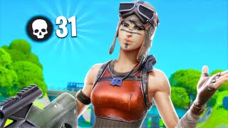 INSANE 31 KILL SOLO SQUADS ON CONTROLLER Chapter 2 Fortnite
