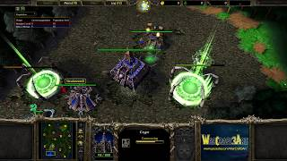 120(UD) vs Hitman(ORC) - WarCraft 3 Frozen Throne - RN4233